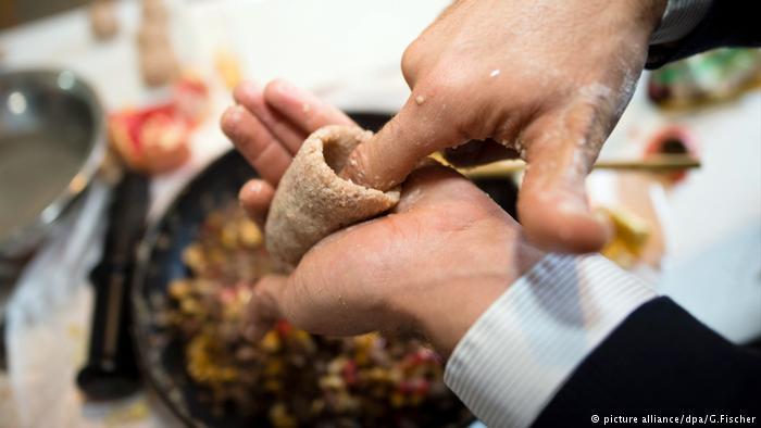 أكلات سورية في فرنسا