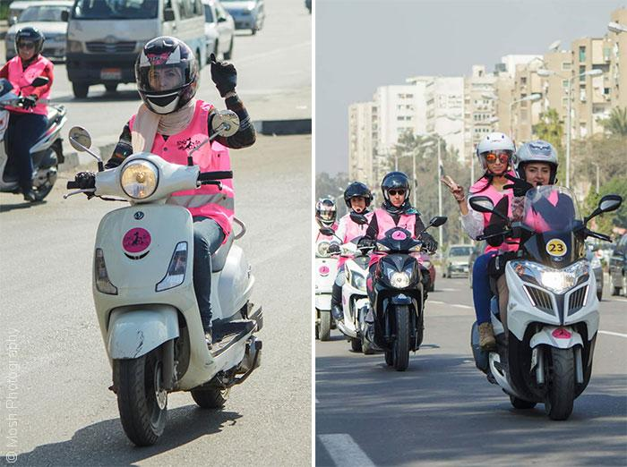 مبادرة girls go wheels