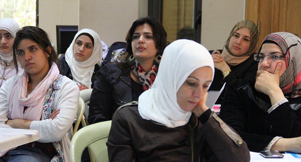 المرأة السورية والمستقبل