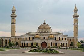 مسجد المركز الاسلامي في الولايات المتحدة الأمريكية/ أرشيف