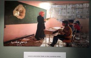 """صورة من معرض """"وعد من أجل الحرية"""""""