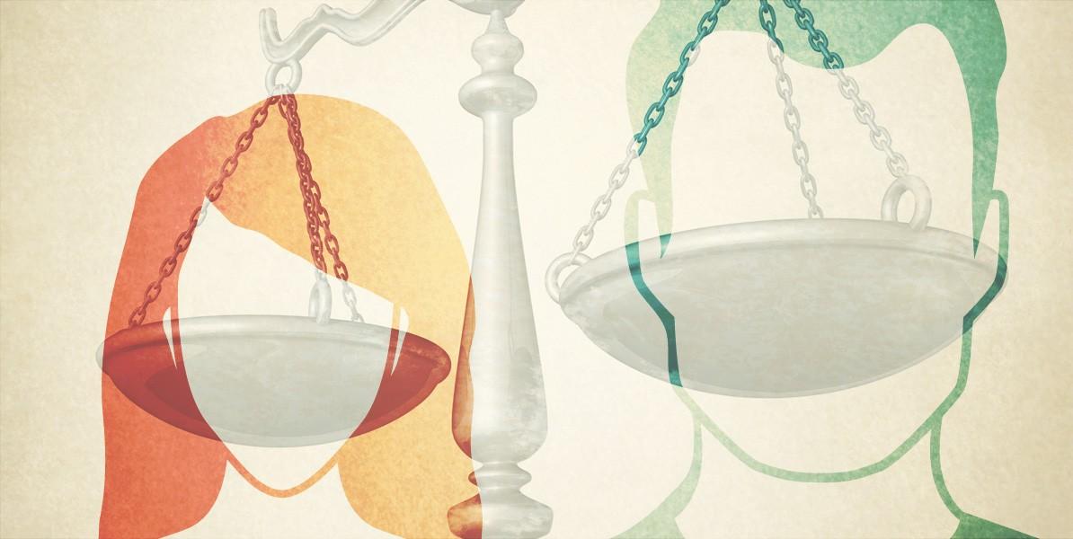 المساواة في القانون وأمام القانون