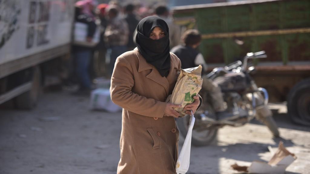 واقع المرأة السورية