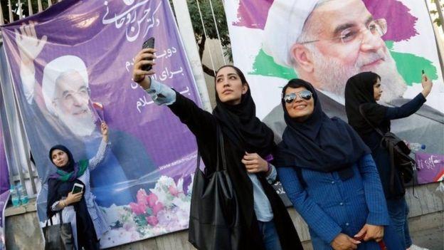 تمثيل ضعيف للمرأة الإيرانية في المناصب السياسية والحكومة