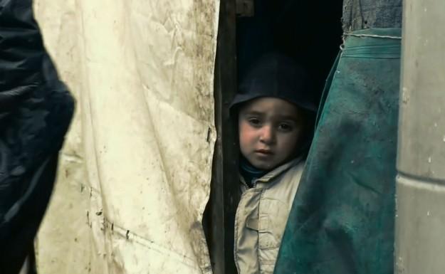 طفل من الشرق الأوسط وشمال أفريقيا/اليونيسيف