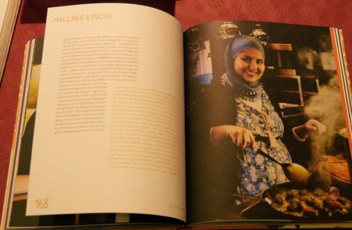 ملكة جزماتي .. ملكة الطبخ