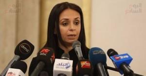 د. مايا مرسى رئيسة المجلس القومى للمرأة