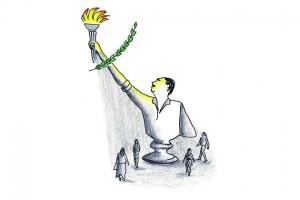 رسم جنى طرابلسي