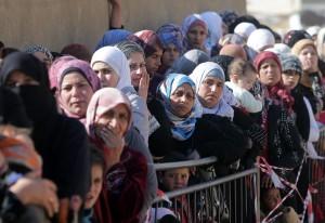 لاجئات سوريات في لبنان /أرشيف
