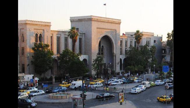 المحكمة الشرعية في دمشق