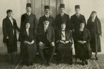 المرأة السورية في العائلة الدمشقية