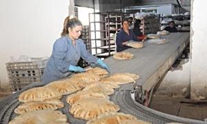 عمل المرأة السورية في المخابز الحكومية