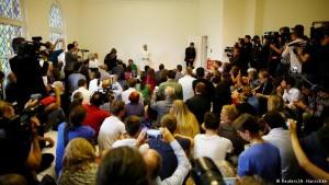 افتتاح المسجد المختلط في برلين