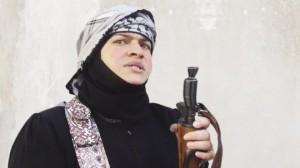 تزايد عدد النساء المقاتلات في سوريا/ أرشيف