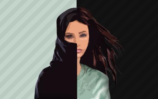 ما هو النموذج الحقيقي للمرأة العربية؟