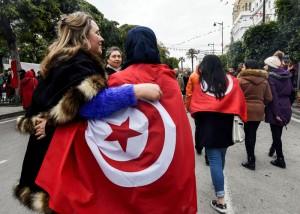 المراة التونسية تنتصر