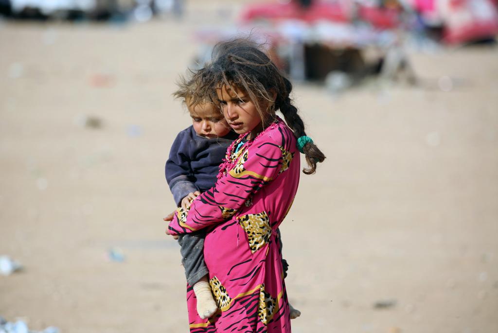 اللاجئات في ليبيا