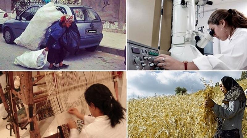 المرأة التونسيّة تعمل 8 مرات أكثر من الرّجل