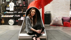 Nisreen Shocair, president of Virgin Megastore Middle East