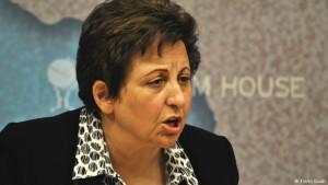 المحامية الإيرانية شيرين عبادي