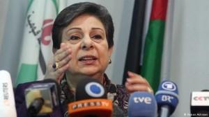الناشطة والسياسية الفلسطينية د. حنان العشراوي