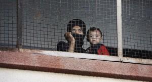 تساهم الحرب في سوريا في زيادة حالات العنف ضد المرأة
