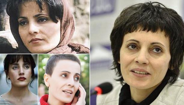 الممثلة السورية الراحلة فدوى سليمان