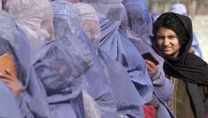 المرأة في أفغانستان