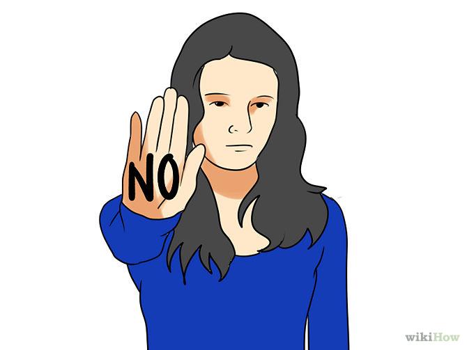 لا للاعتداء الجنسي ولا للتحرّش