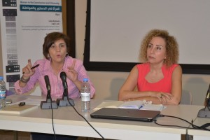 لمى قنوت & منار زعيتر (محامية لبنانية / ناشطة نسوية وحقوقية)