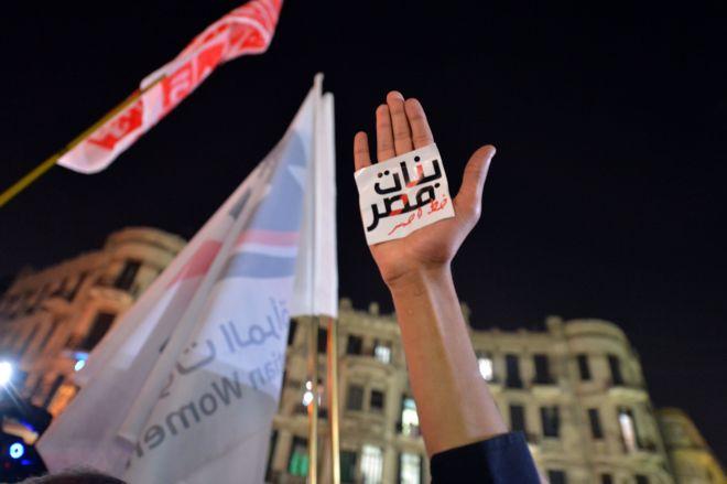 """""""القاهرة الأكثر خطورة على النساء"""" يثير جدلاً"""