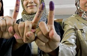 انتخابات محلية في الغوطة الشرقية