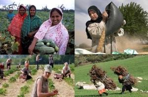 اليوم الدولي للمرأة الريفية 2017