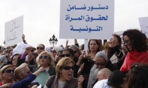التمكين السياسي للمرأة تونس