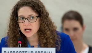 كريمة بنون، المقررة الخاصة للأمم المتحدة المعنية بالحقوق الثقافية