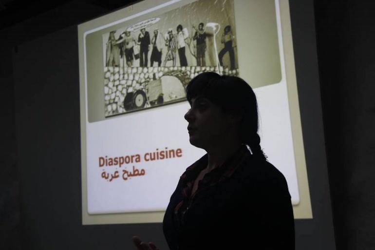 """""""مطبخ غربة"""" & ريتا باريش"""
