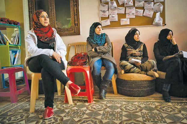نساء من سوريا/ جريدة الحياة