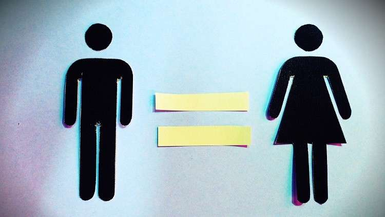 الفجوة بين الجنسين