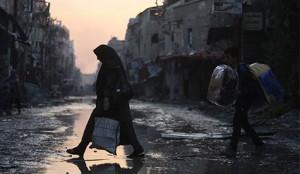 المرأة السورية في ظل الحرب