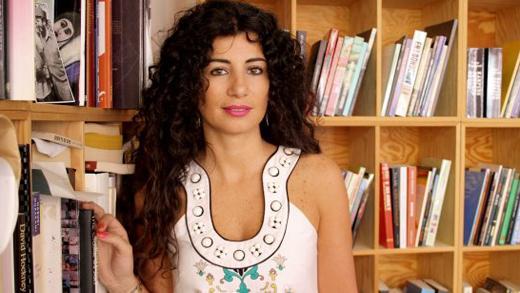الكاتبة جمانة حداد