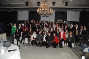 ورشة عمل تحت عنوان «تعزيز دور المرأة السورية»
