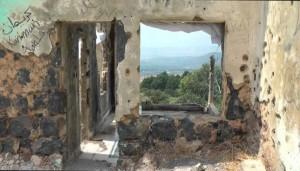 """مشهد من """"أفق خفيف""""، رندا مداح/ سورية"""