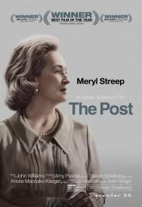 ميريل ستريب في فيلم (ذا بوست)