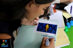"""مشروع """"خالف تَعرف"""" المنفّذ من """"راديو سوريات"""" داخل سوريا"""