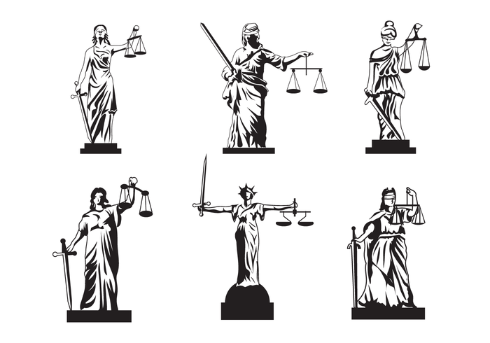تمثال سيدة العدل
