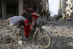 الوضع في الغوطة الشرقية وإدلب صعبٌ للغاية وخاصةً بالنسبة للأطفال/ اليونيسيف