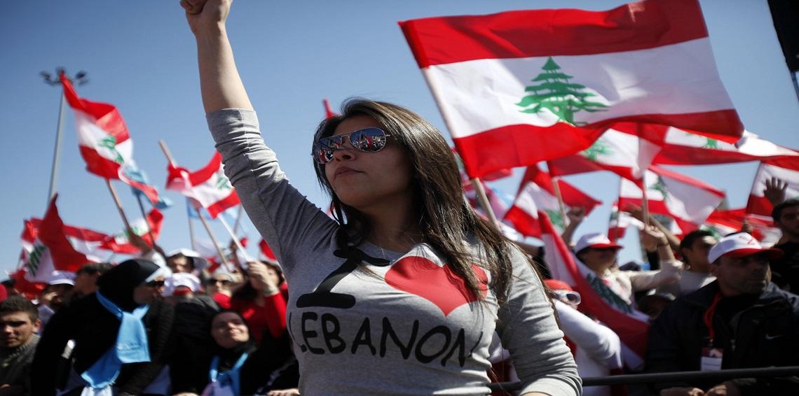 دور المرأة اللبنانية في العمل السياسي