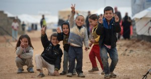"""""""There is hope and Syria is a light to the world,"""" (Photo: AFP/Getty)"""