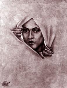 لوحة: خالد خدور