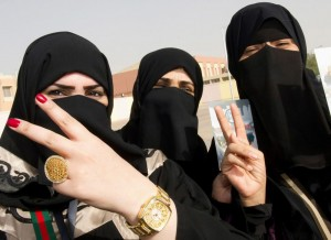 حقوق المرأة السعودية